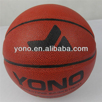 office size 7 YONO brand name basketball custom printed basketball ball pu leather basketball
