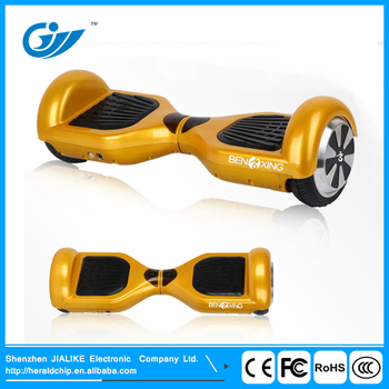 UL2272 smart self balancing electric scooter hoverboard