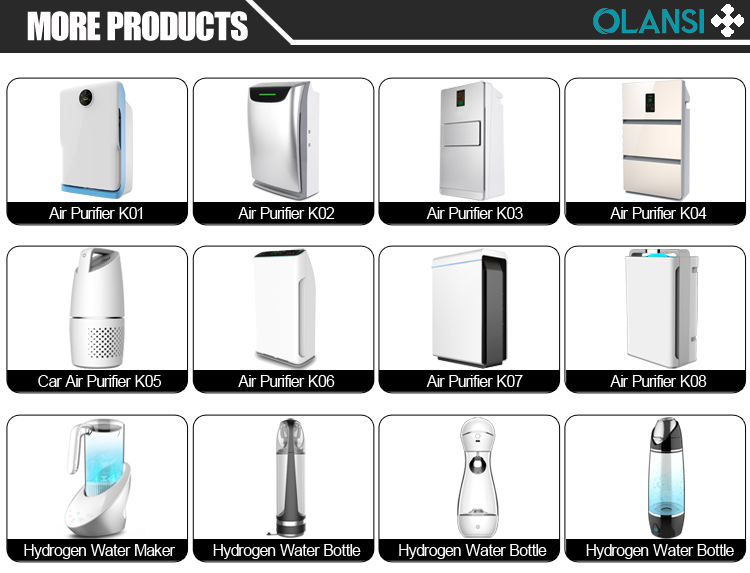 Olansi Commercial Hydrogen Water Machine Spain,Food-grade Plastic Alkaline Water Pitcher Water Kettle For Your Body Health