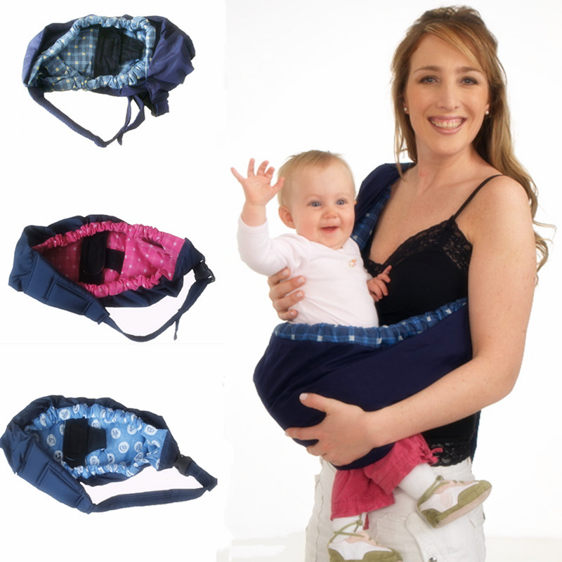 65dc1b5ad45 Get Quotations · 2014 High quality America Organic cotton baby carrier  infant backpack front carry kid carriage baby wrap
