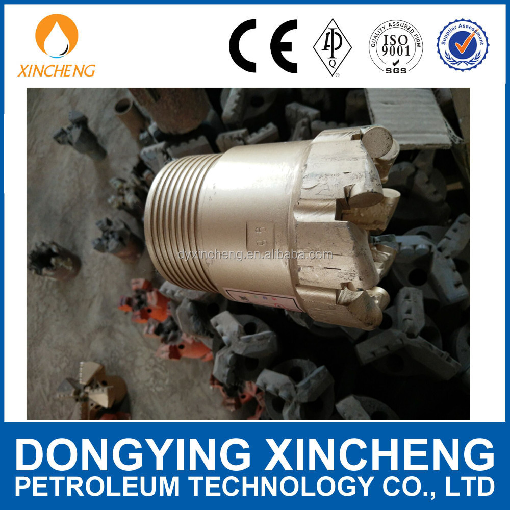 High quality PDC diamond core drill bits for hard rock used in water well drilling