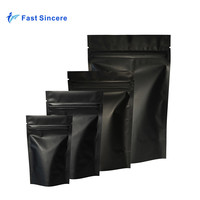 Stand Up Zipper Plastic Ziplock Pouch Standup Bag For Food Packaging