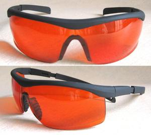 Professional IPL safety glasses for IPL+E-light laser operation/Laser Safety Glasses for Diode and ND: YAG Lasers 800-1100nm