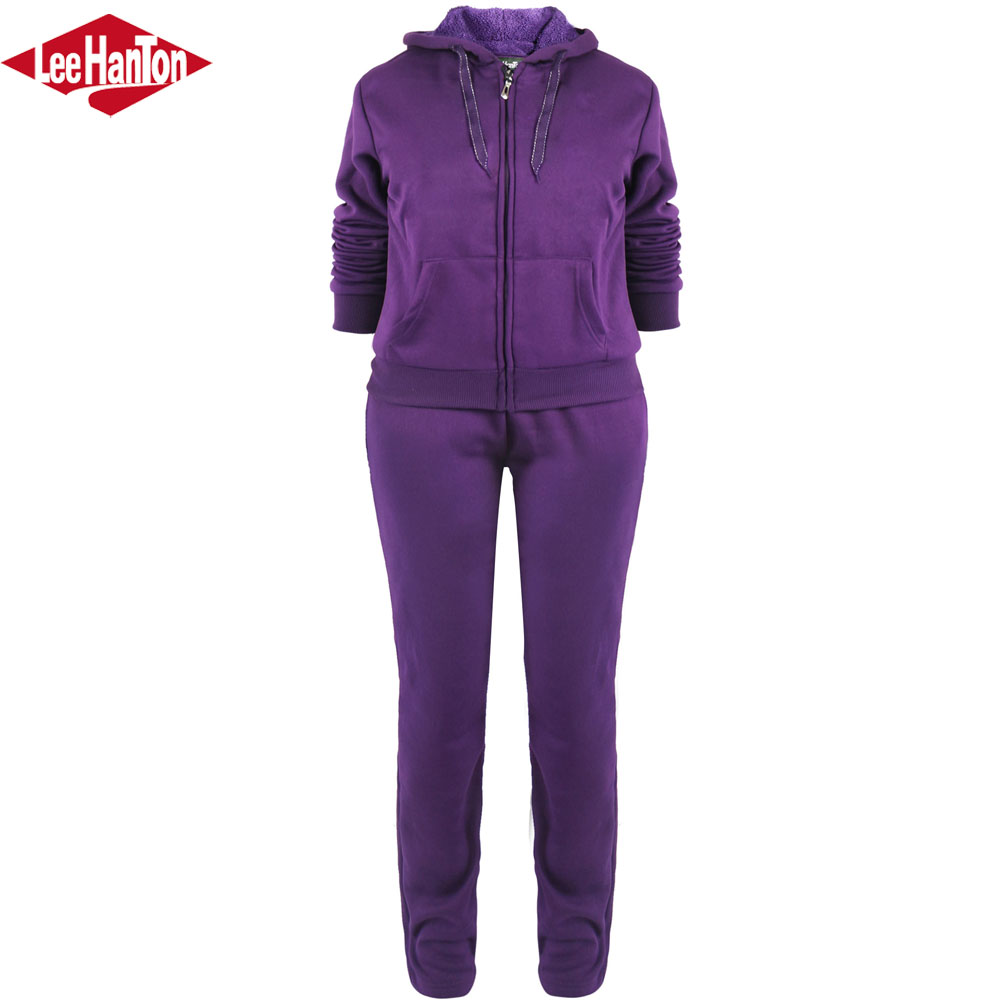 High Quality Sherpa Lined Winter Sports Suit for Lady