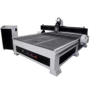 China 2030 CNC Router Wood Cutting Machinery For Door Engraving With Air Cooling Spindle