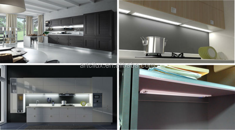 Mueble cocina led, Bajo gabinete light, Luces led bajo mostrador ...