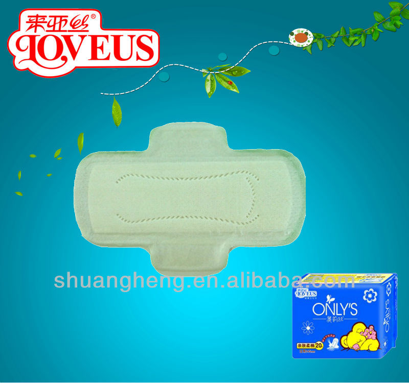 Only's series extra care women sanitary napkin pad