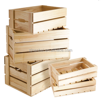 Custom Made Retail Display Wooden Cratewooden Fruit Crates Buy Display Wooden Cratewooden Fruit Cratewooden Crate Product On Alibabacom
