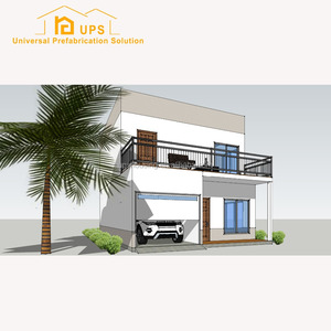 Chinese supplier Modern Manufactured denarau houses for rent