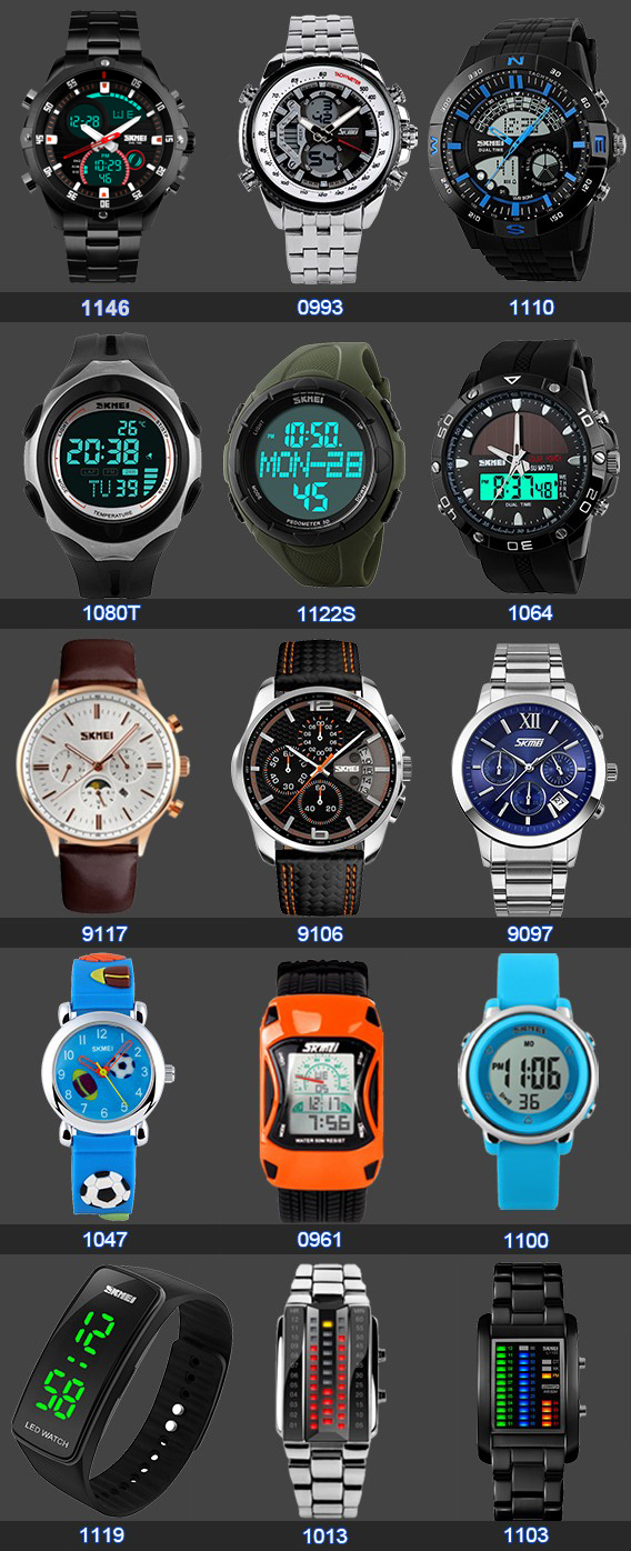 Skmei Bluetooth Watch Digital Chronograph For Iphone and Android Watches Men Waterproof