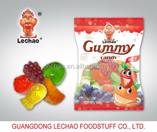Sea Animal Fruit Gummy Candy View Halal Gummy Candy