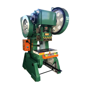 75KW Metal Hole Stamp Press Sheet Punch For Penny Machine