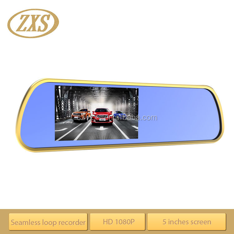 Zhixingsheng Car DVR road safety guard/front rear camera car dvr/dvr car recorder ZXS-F6