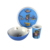 Children 's cutlery set baby tableware package, melamine baby tableware set