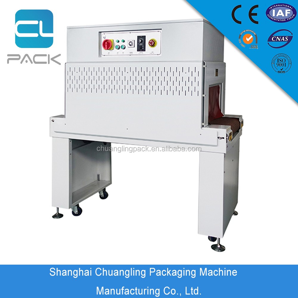 High Quality Cheap Price Automatic Pallet Shrink Wrap Machine