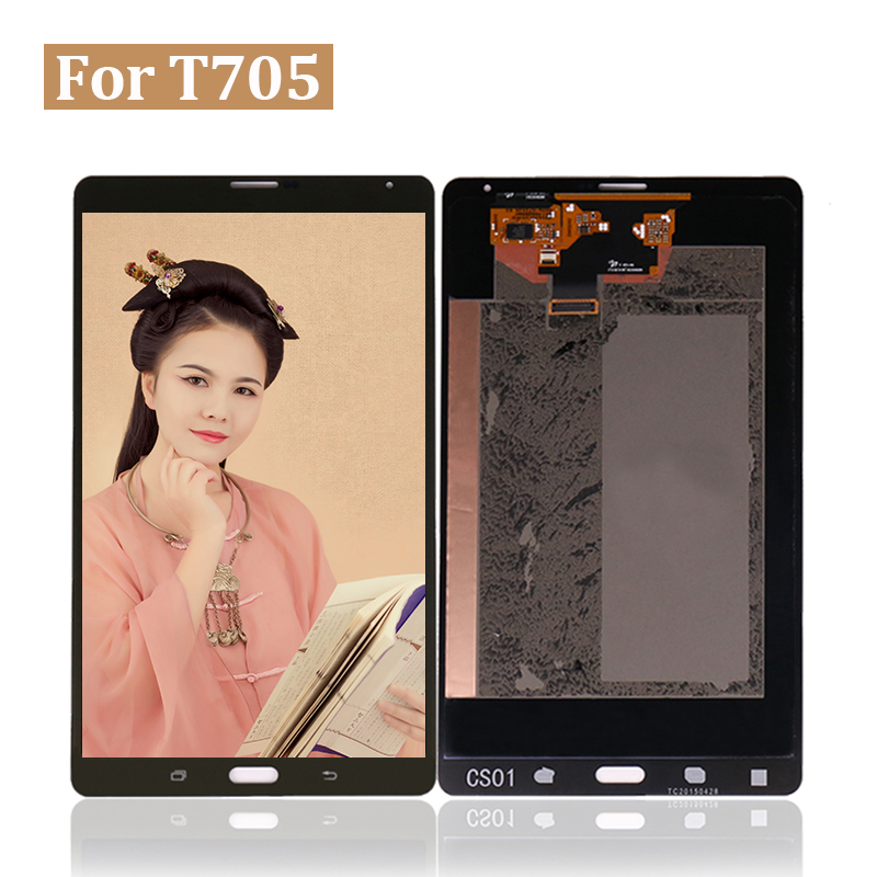 LCD Display Für Samsung für GALAXY Tab S 8,4 T700 T705 LCD Bildschirm mit Touch Screen Digitizer Sensoren Vollversammlung panel