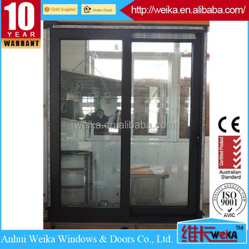 AS2047 CE aluminum cheap sliding door