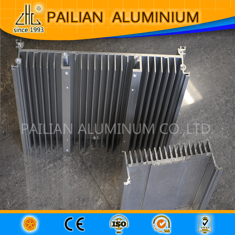 Brazil OEM aluminium heat sink for power amplifier,Big assembly heat sink bonded heat sink design,Industrial Aluminum Heat sink
