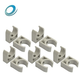 Small sizes 20mm and item names ppr plastic pipe fitting parallel clamp clip of full form