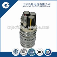 AC90 low voltager aluminum XLPE insulation 10mm electrical flexible cable wire