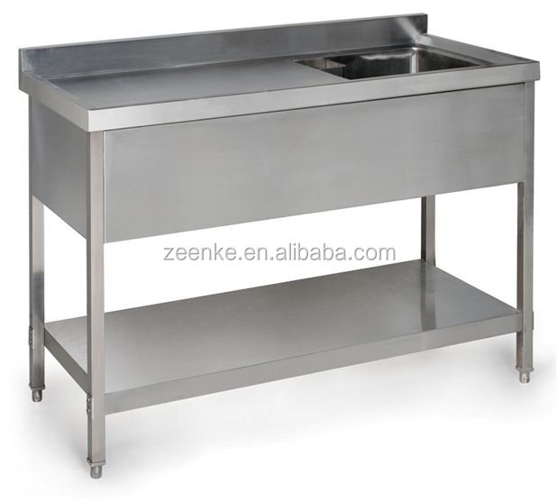 used commercial kitchen sinks stainless steel for hotel kitchen used stainless steel sinks 9558