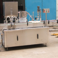 High quality e-liquid cosmetic cream automatic filling machine for sale