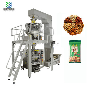 14 heads/10 heads/4 heads automat multihead weigher food plastic packing machine