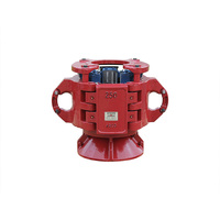 Well drilling API Spec 8C pneumatic casing spiders