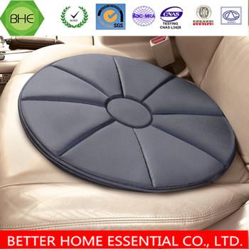360 Degree Swivel Car Seat Cushion - Buy Car Seat Cushion,Car Seat ...
