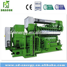 2016 Cow manure digester 200kw engine power biogas generator