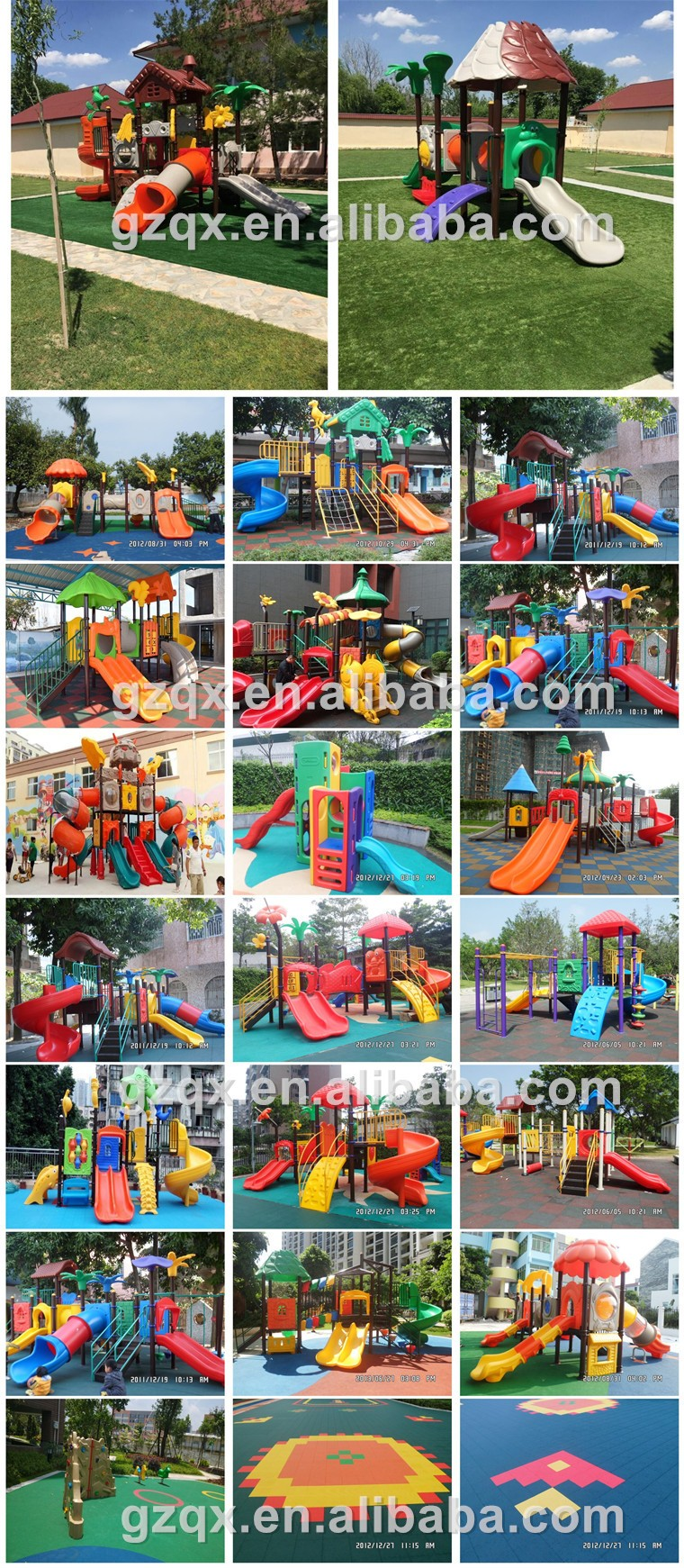 Animal Cool Style Modern Playground Equipment,Outdoor Playground ...