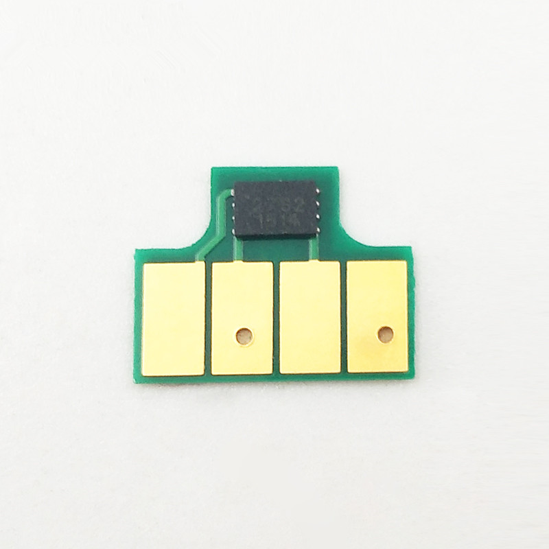 Ocinkjet Chip For HP 761 One Time Chip For HP Designjet T7100 T7200 Printer