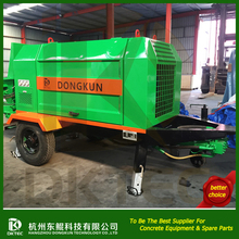 China Supplier certification ISO 9001:2008 made in chian concrete pump manufactured