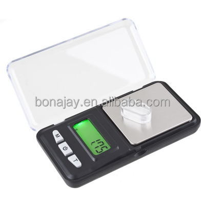 Mini pocket jewelry scale 500g 0.1