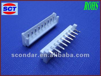 Jst Eh Connector 2 5mm Right Angle Wafer 9p Buy 9p