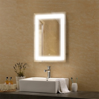 Bathroom Large Frameless Mirrors