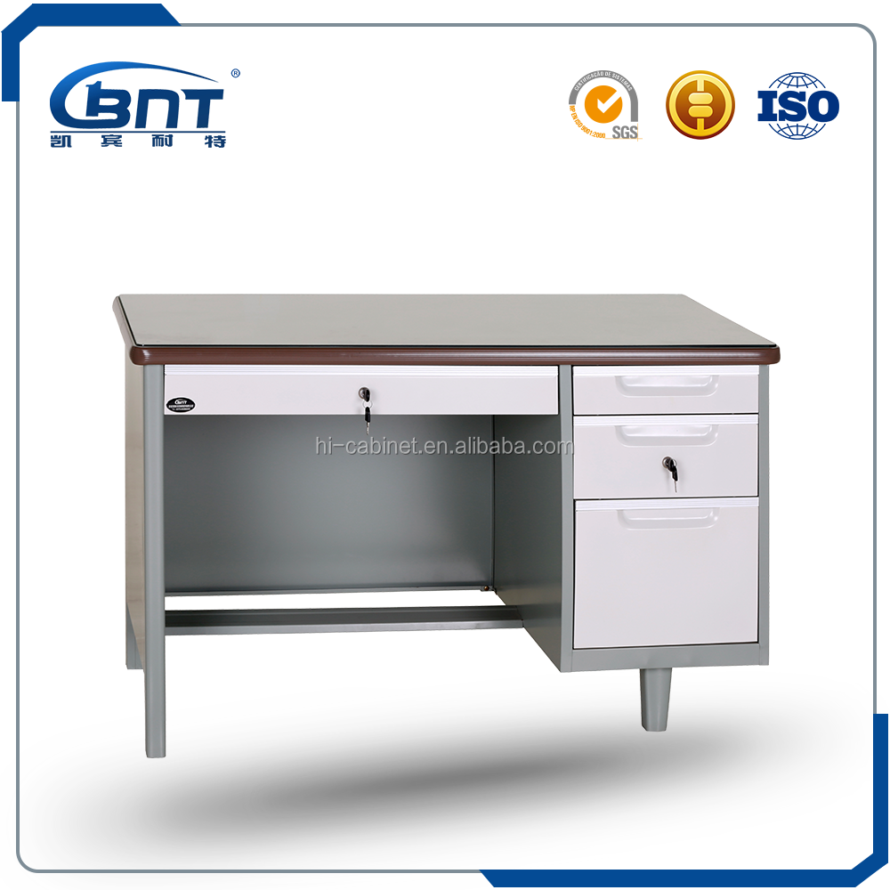 Office Desk With Locking Drawers Supplieranufacturers At Alibaba