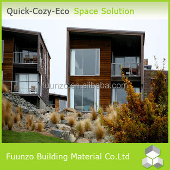 Economical recycled prefab modular guest house for sale for Buy guest house