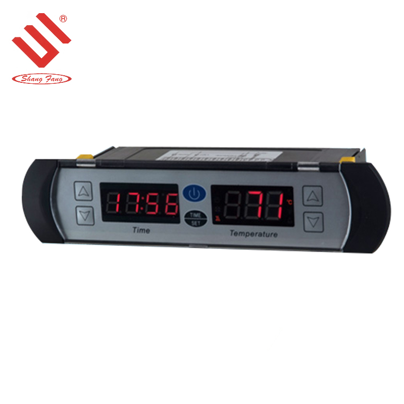 Shangfang New Design Electronics Fan Digital Temperature Timer Controller