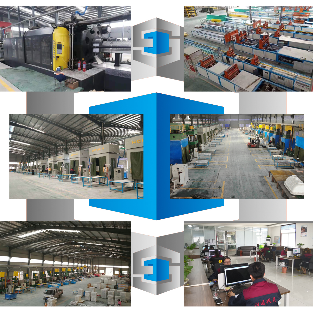 Customized FRP Glass Fiber Polyurethane U Channel Pultrusion Mould Fiberglass U-Groove Mould Factory Direct Sales