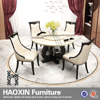 684fba8d6788 chinese wholesale furniture and cheap solid birch wood marble top dining  room furniture set