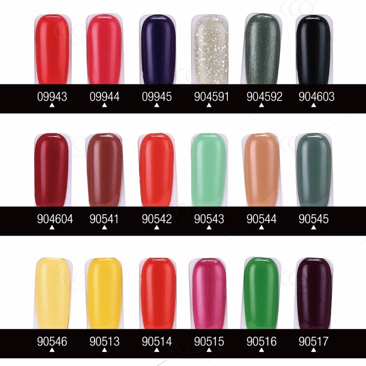 Cco Factory Manufacturers Water Permeable Acrylic Nail Polish Create ...