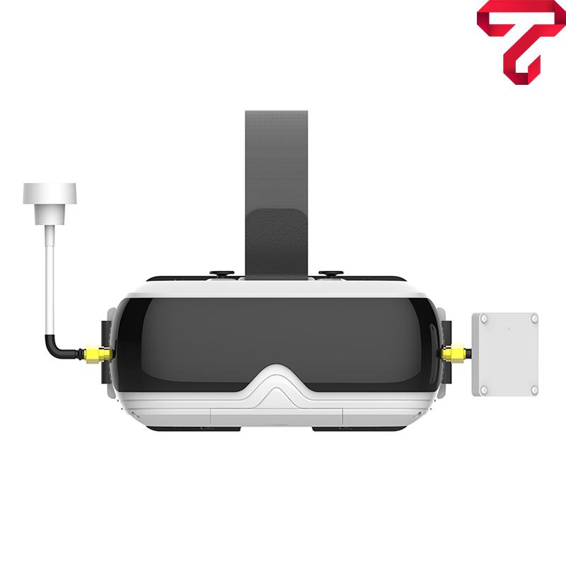 Prime 2 Melihat Melalui HD VR FPV Kacamata RC Drone Kacamata Video untuk RC Hobby
