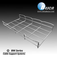 Basket Wire Mesh Cable Tray & accessories manufacturer - Cablofil (UL,cUL,CE,IEC,NEMA)