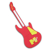 oem guitar shape usb memory stick usb 2.0 high speed usb driver