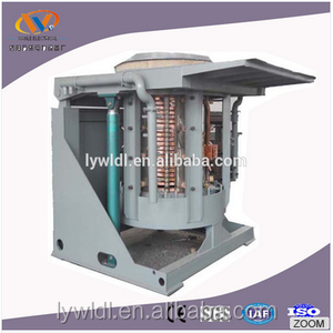 Investment casting machine - Stainless Steel Frame Melting Furnace