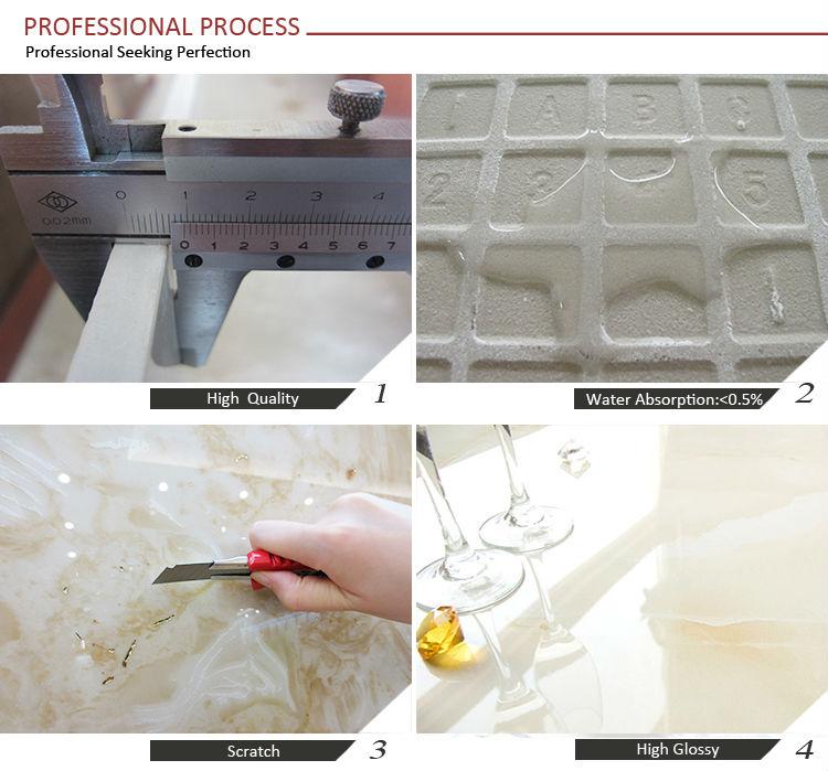 Foshan Factory Floor Tiles Piso Porcelanato Ivory White