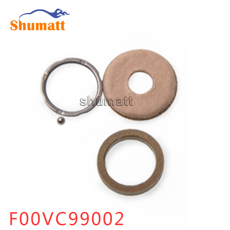 BOSCH Diesel Common Rail Iniettore Guarnizione Seal Kit di riparazione F00VC99002 x 4