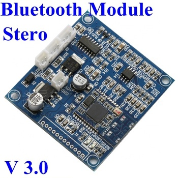 New Product! Stereo Blue Tooth Wireless Audio Receiver Module Circuit  Board,For Diy Amplifier,Speaker,Etc - Buy New Product,Stero Bluetooth