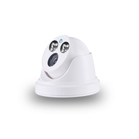 Home Security High Definition Plastic 2MP 1080P AHD IR Dome CCTV Camera